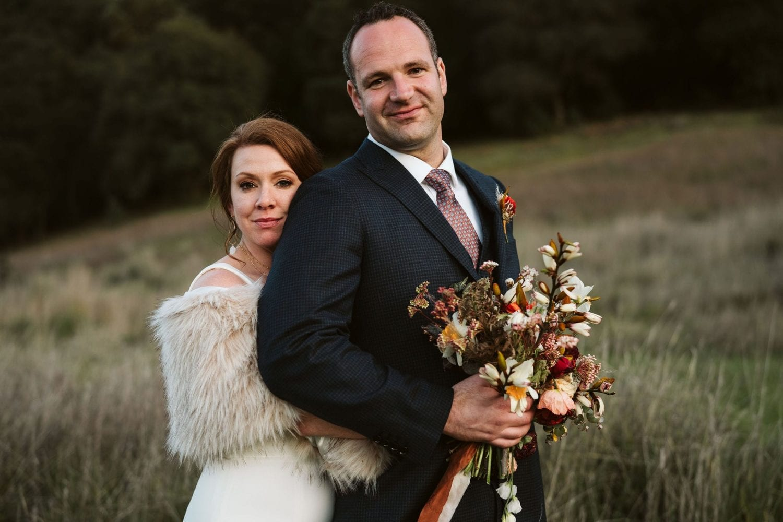 Mountain House Estate – wine country wedding – San Francisco Bay rustic wedding venue