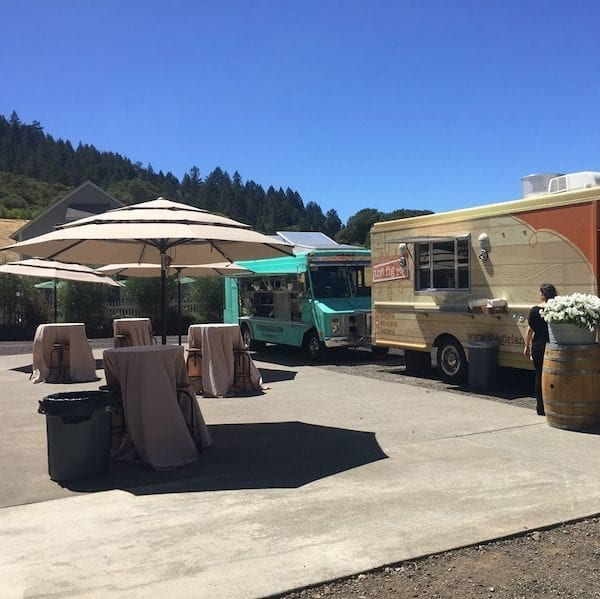 Food Trucks - Food trucks for receptions - things to remember when including food trucks in your wedding