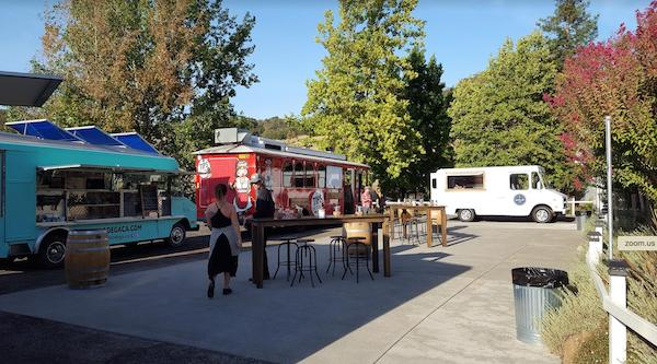 1 Mountain House Estate Food Trucks for wedding receptions food trucks
