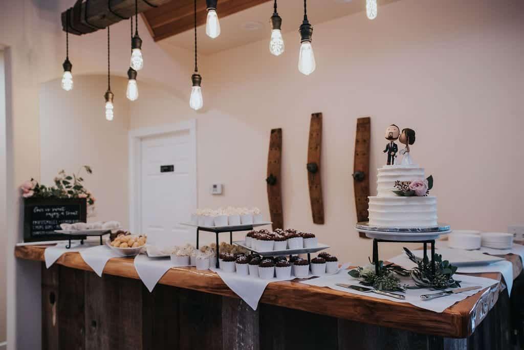11 Mountain House Estate – Sonoma wine country wedding venue – rustic wine country wedding