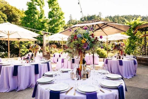12 Mountain House Estate – Jewish Wedding – Rustic wine country wedding venue