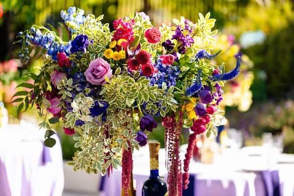 14 Mountain House Estate – Jewish Wedding – Rustic wine country wedding venue