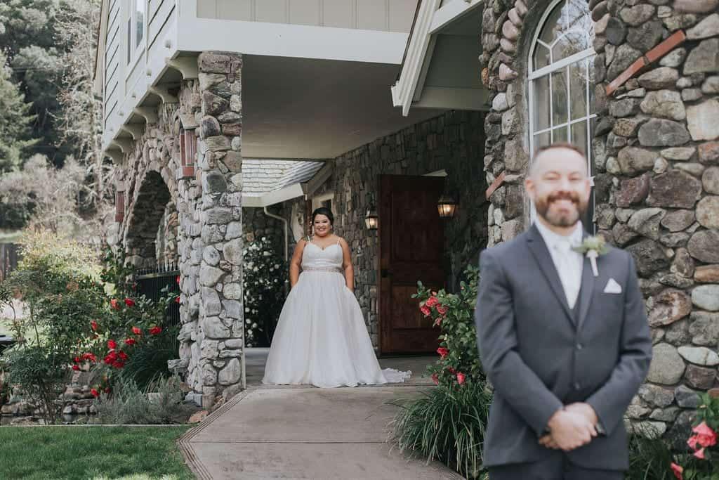 2 Mountain House Estate – Sonoma wine country wedding venue – rustic wine country wedding