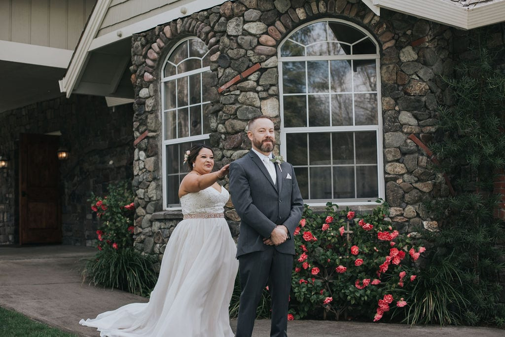 3 Mountain House Estate – Sonoma wine country wedding venue – rustic wine country wedding