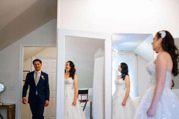 4 Mountain House Estate – Jewish Wedding – Rustic wine country wedding venue