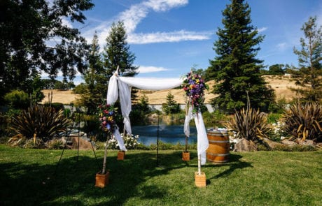 6 Mountain House Estate – Jewish Wedding – Rustic wine country wedding venue