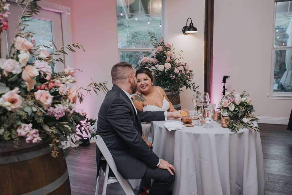 8 Mountain House Estate – Sonoma wine country wedding venue – rustic wine country wedding