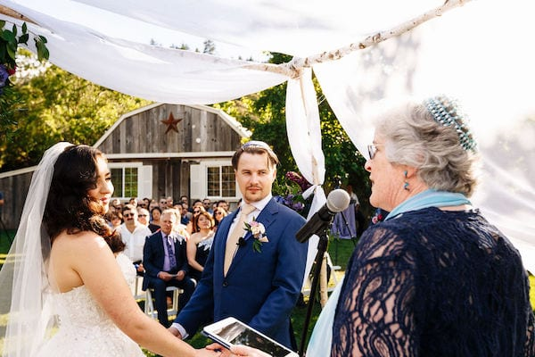 9 Mountain House Estate – Jewish Wedding – Rustic wine country wedding venue