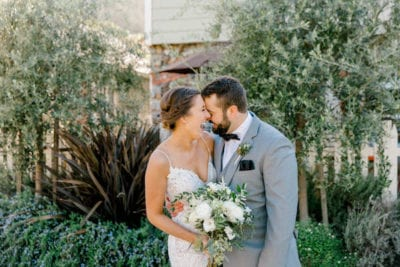 Mountain House Estate – Sonoma County wedding – San Francisco Bay Area rustic wedding venue – California wine country wedding venue – Mendocino weddings – Sonoma weddings - bride and groom