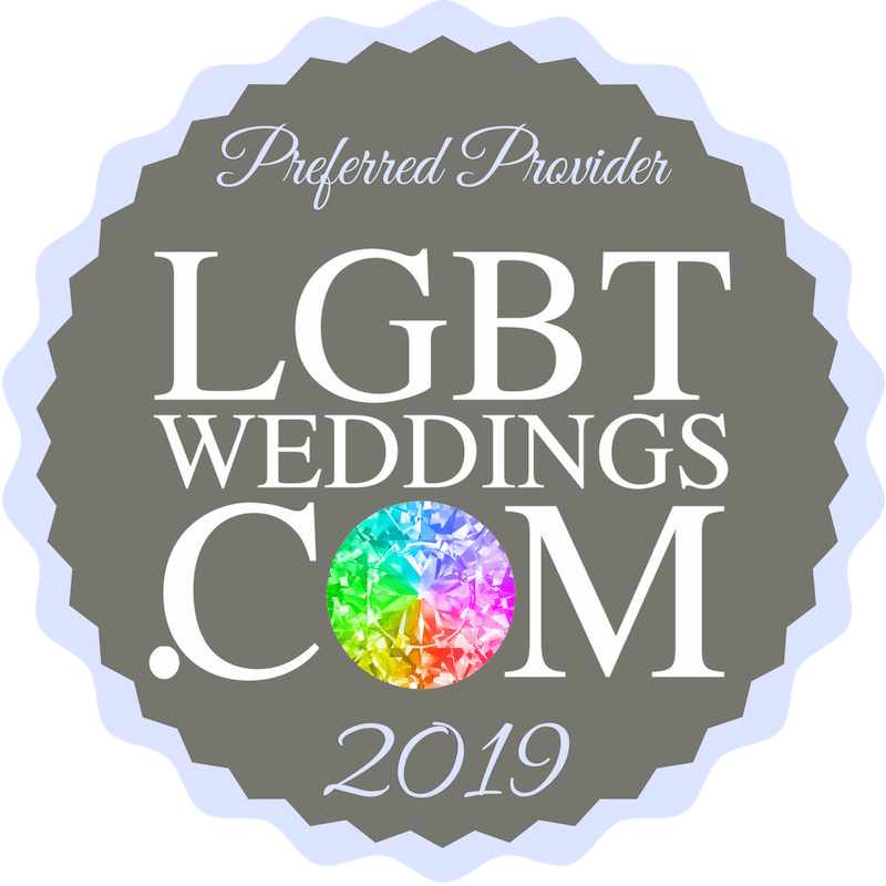 LGBT Weddings Preferred Provider 2019