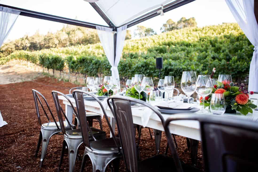 winery napa valley wedding venue