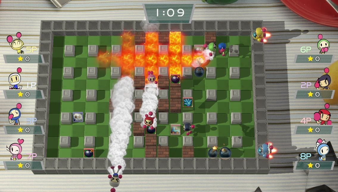 bomberman games for couples