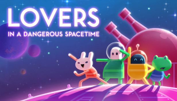 lovers dangerous spacetime games for couples