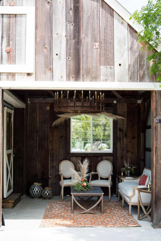 0 patio rustic mountain house estate wedding venues northern california