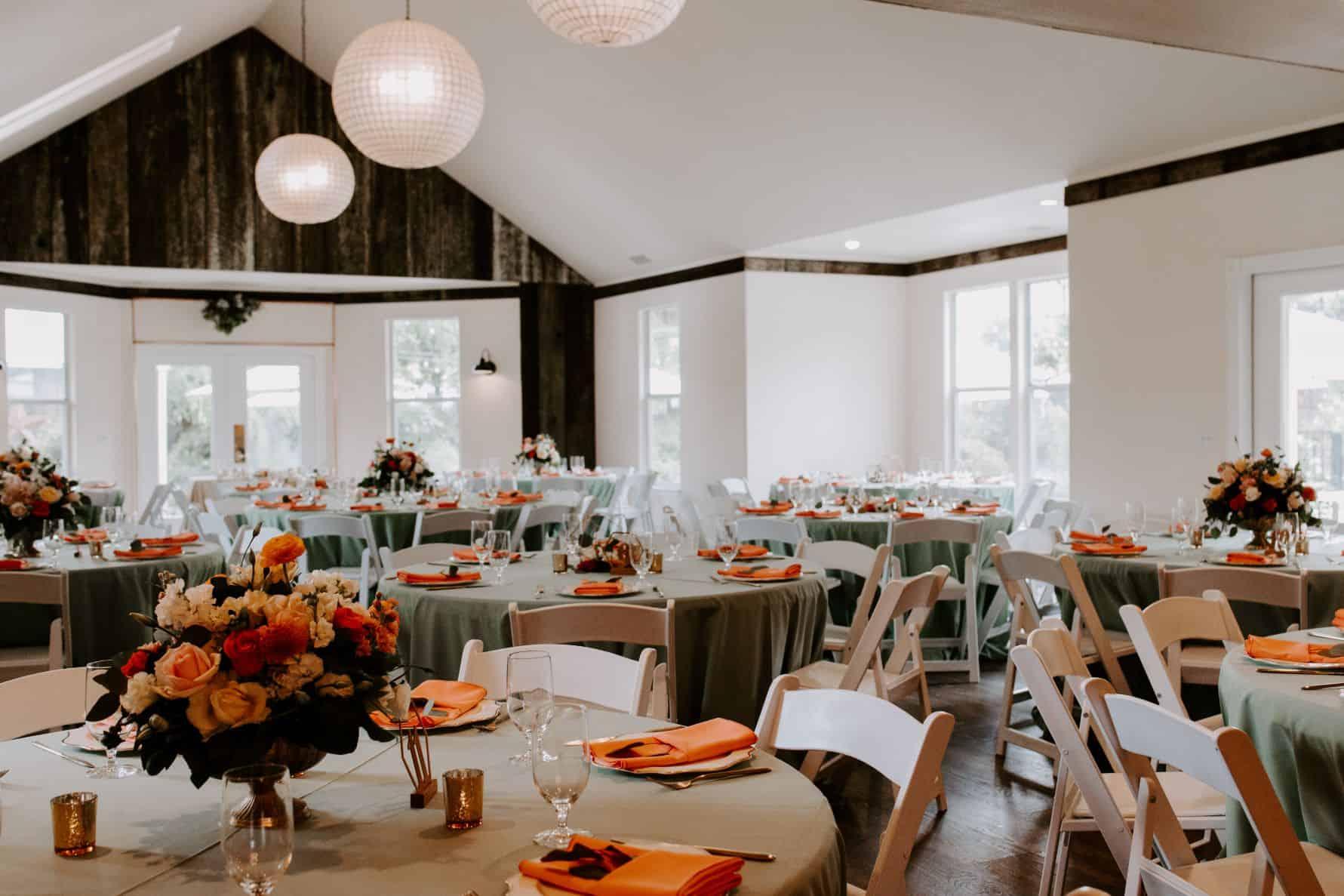 1 dining seating rustic mountain house estate weddingi venues northern california