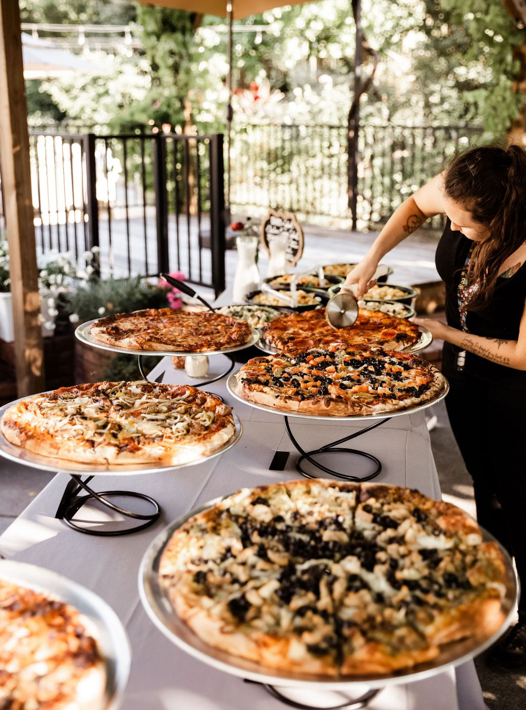 1 food trucks mountain house estate wedding venues northern california