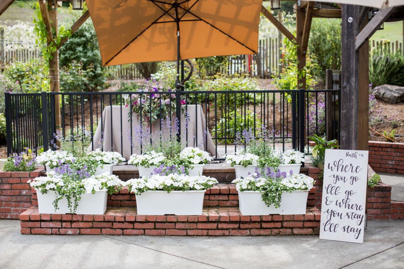 1 patio rustic mountain house estate wedding venues northern california