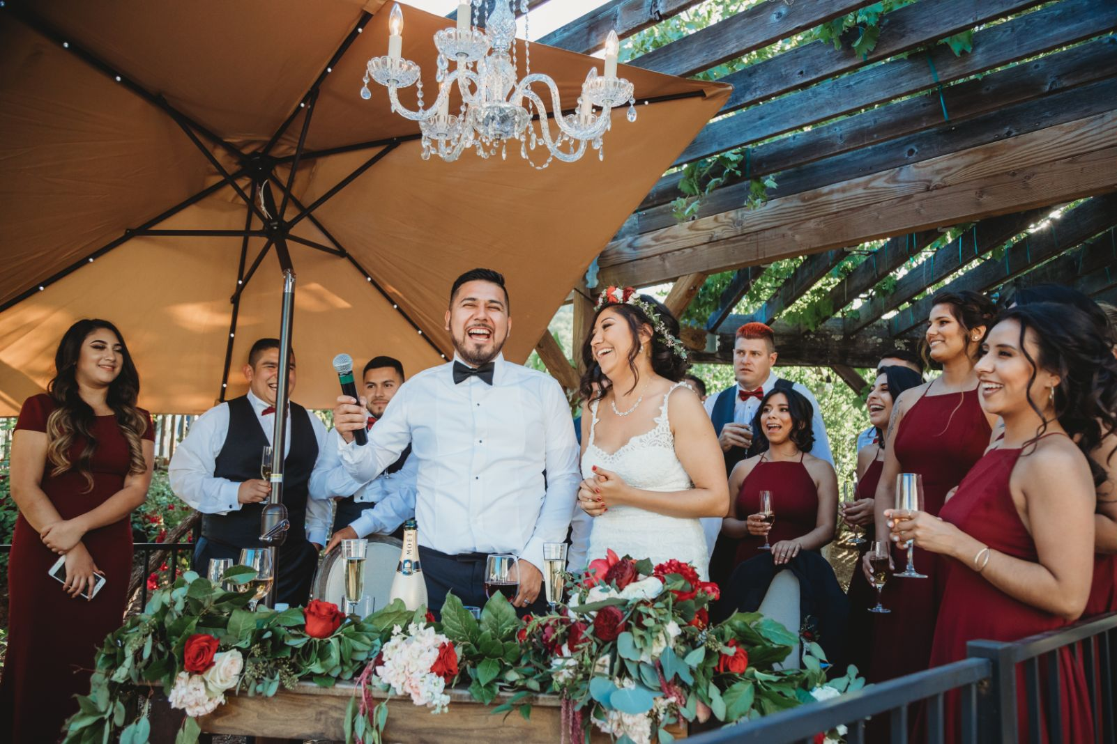 19 patio rustic mountain house estate wedding venues northern california