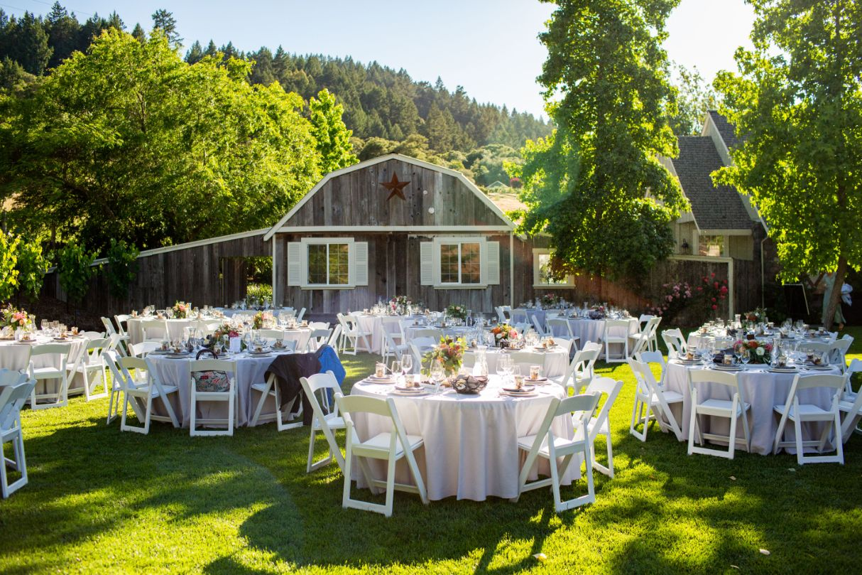 20 dining seating rustic mountain house estate weddingi venues northern california