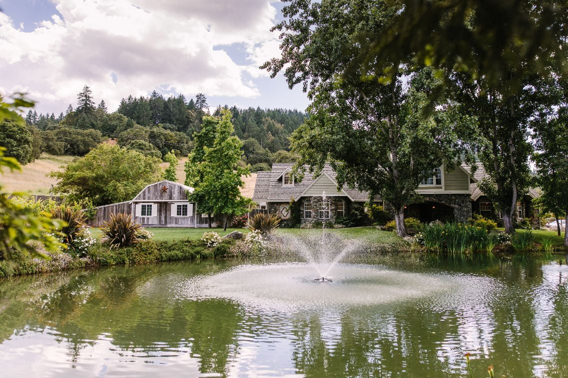 21 grounds mountain house estate weddingi venues northern california