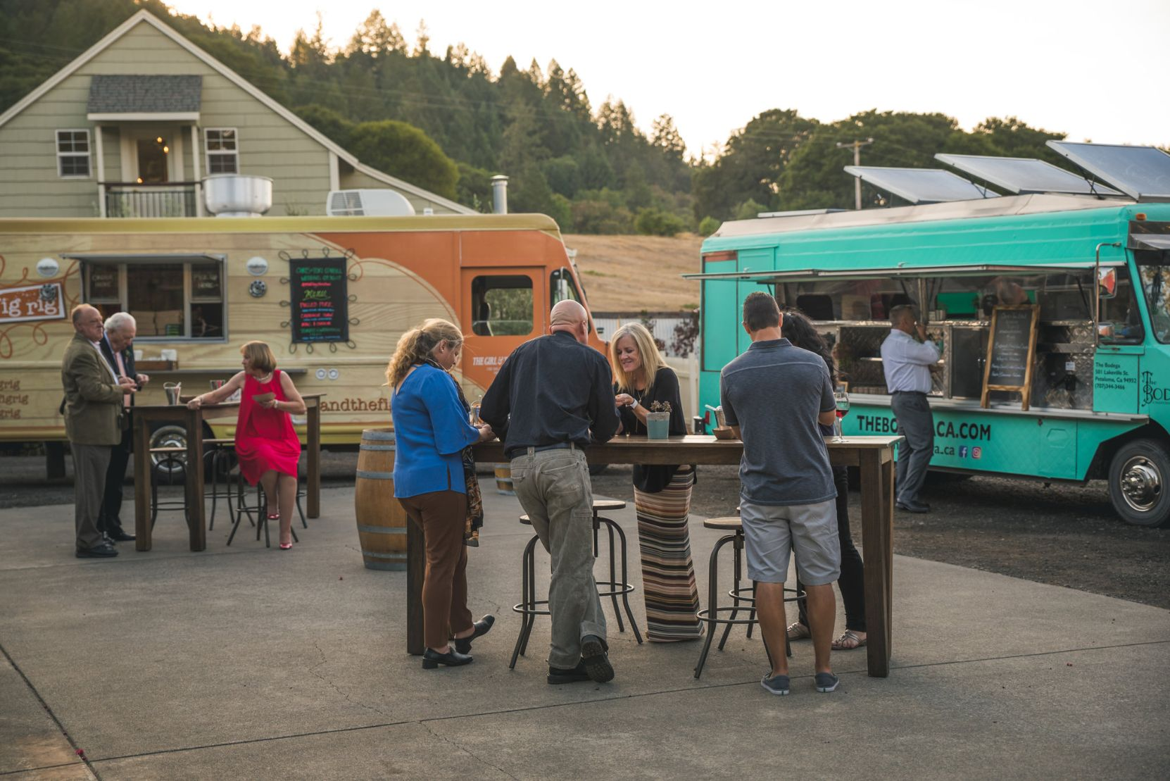3 food trucks mountain house estate wedding venues northern california