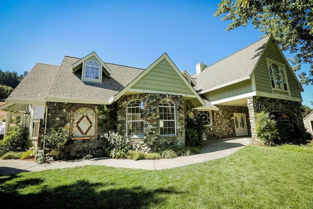 30 grounds mountain house estate weddingi venues northern california