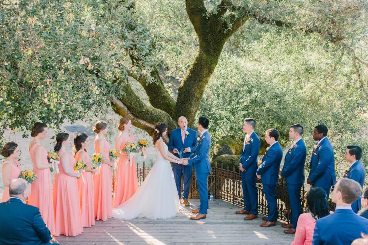 34 lawn pond ballroom mountain house estate weddingi venues northern california