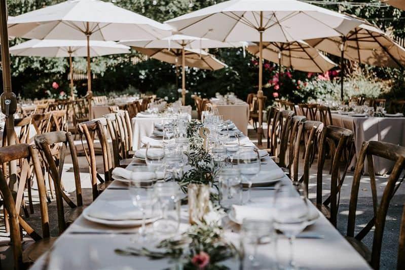 38 dining seating rustic mountain house estate weddingi venues northern california