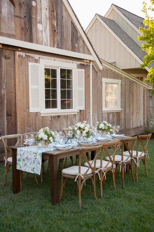 4 dining seating rustic mountain house estate weddingi venues northern california