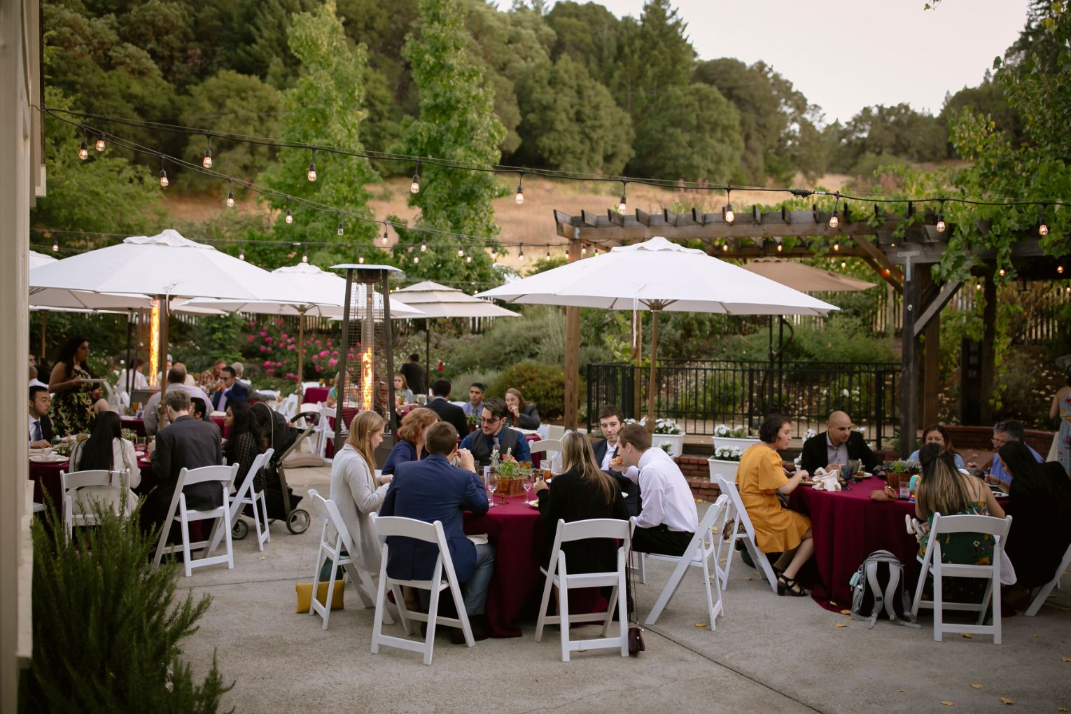 43 dining seating rustic mountain house estate weddingi venues northern california