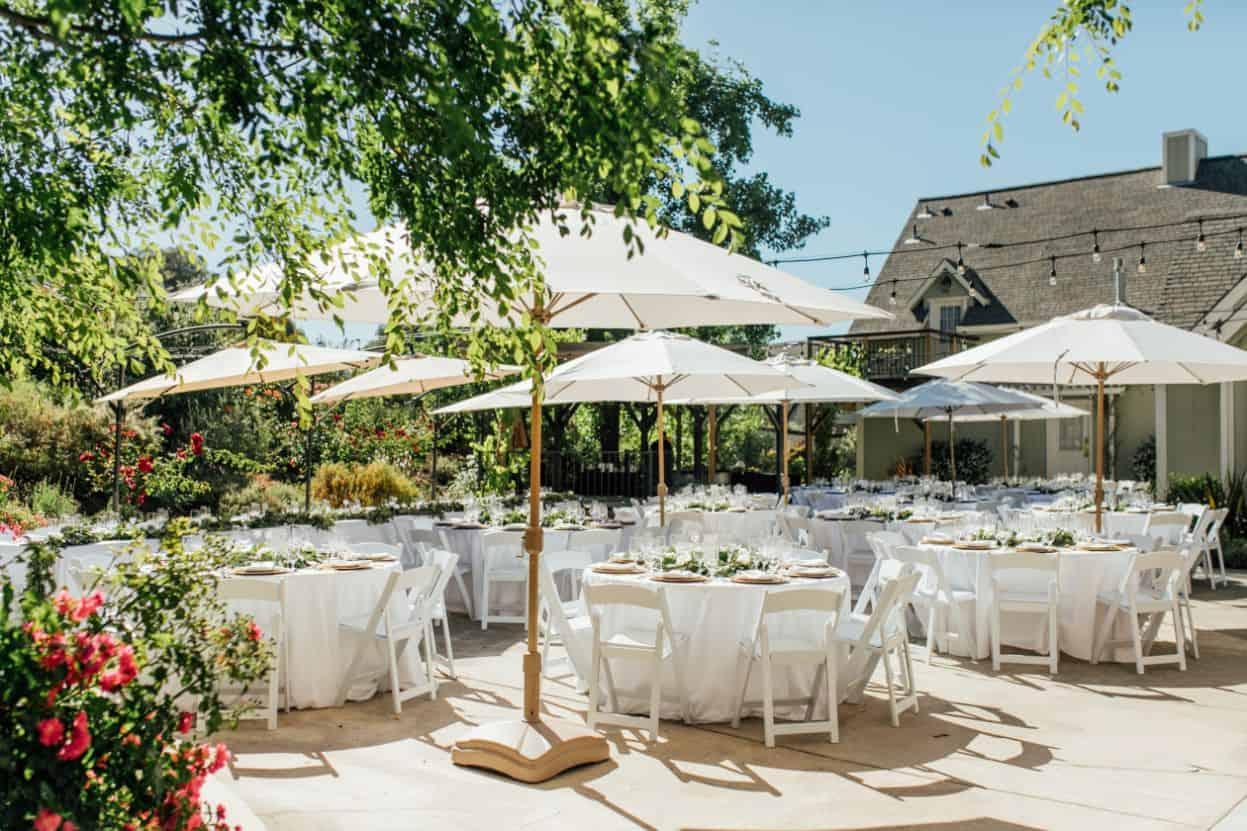 45 dining seating rustic mountain house estate weddingi venues northern california