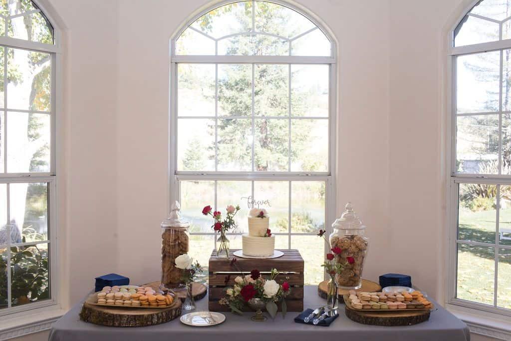 5 indoor mountain house estate weddingi venues northern california