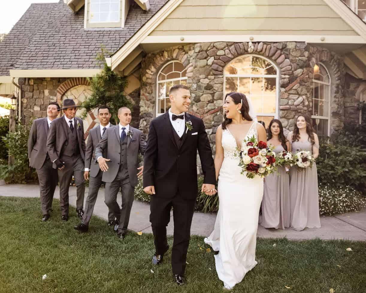 5 photo opportunities rustic mountain house estate weddingi venues northern california