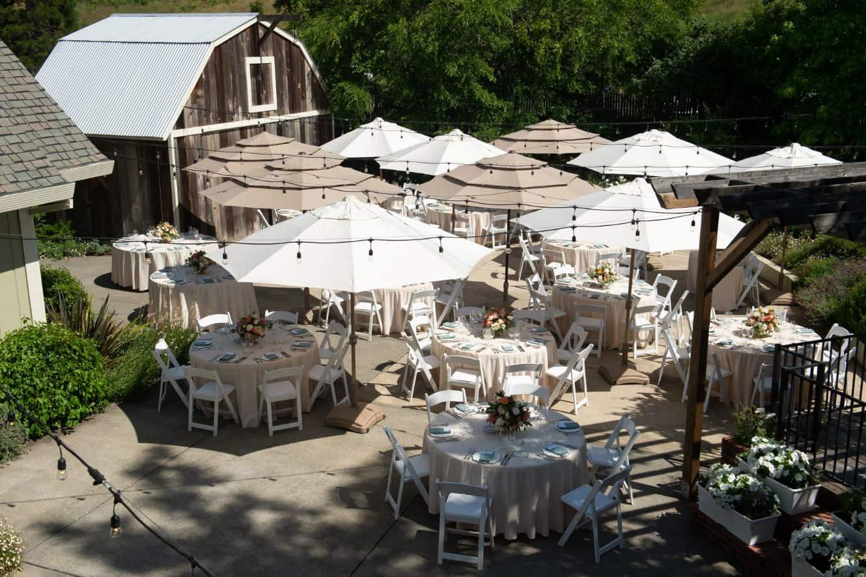 52 patio rustic mountain house estate wedding venues northern california