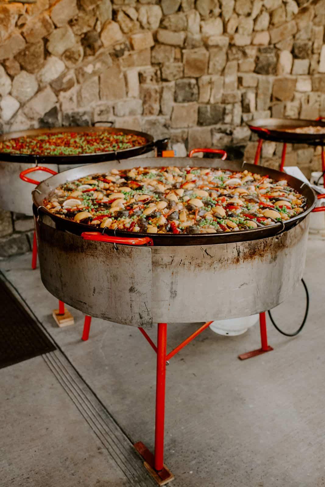 9 food trucks mountain house estate wedding venues northern california