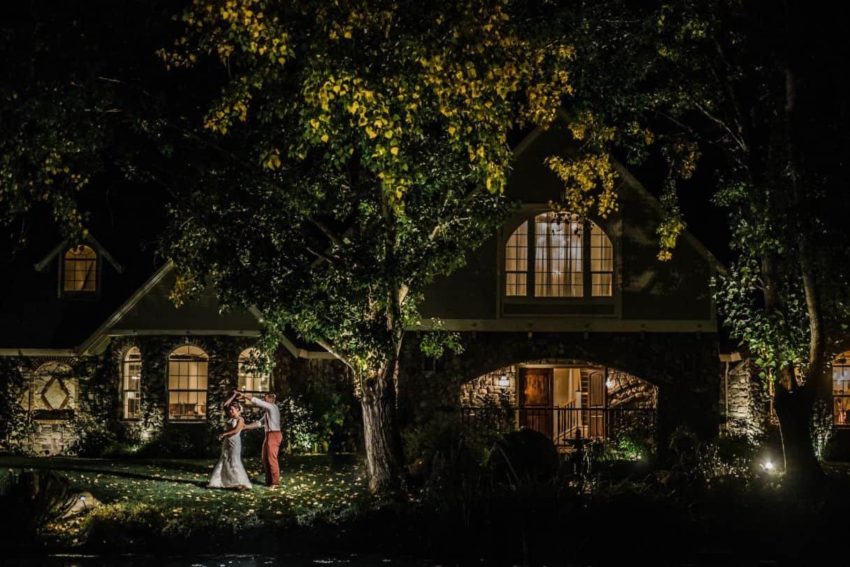 mountain house estate northern california wine country wedding venue barn rustic chic Silver Seas Weddings October18 1