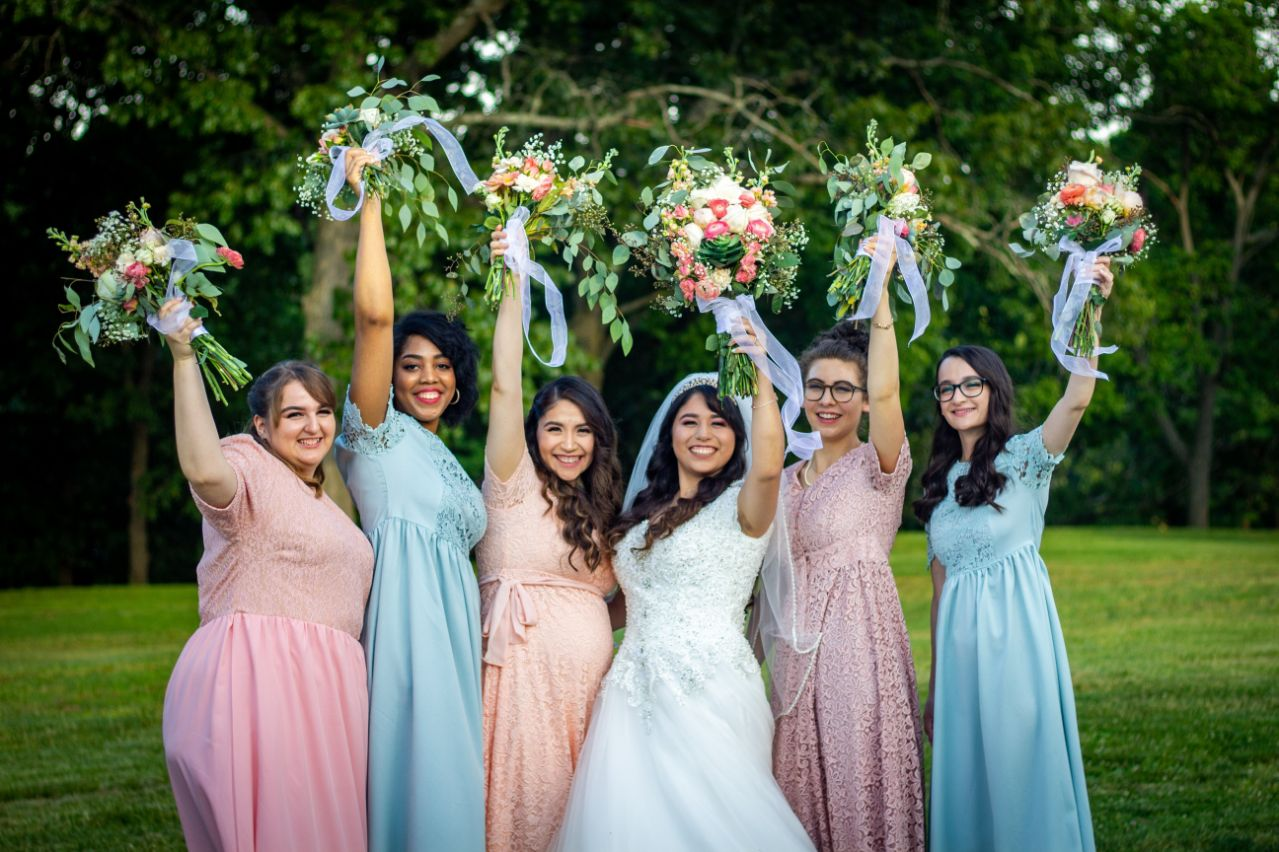 0 How to Pick the Best Maid of Honor for Your Wedding Day