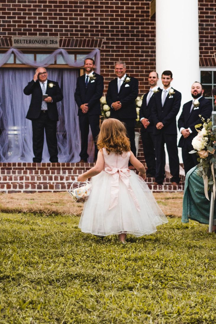 1 Pros and Cons of Having Children at Your Wedding