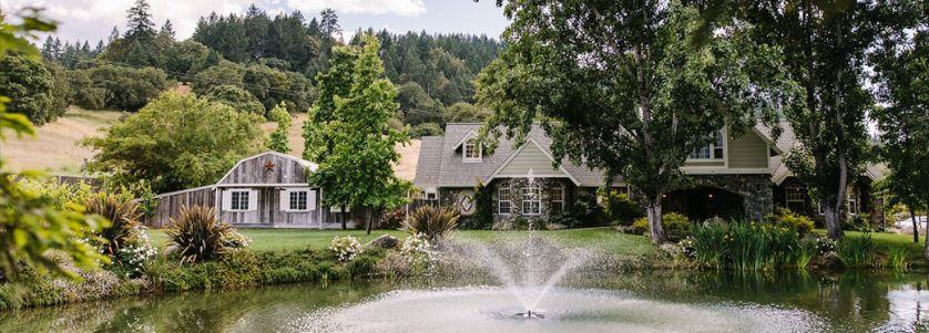 wedding venues in california mountain house estate