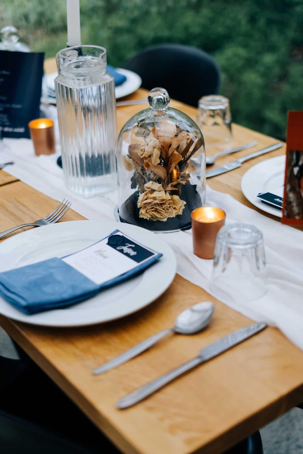 3 small wedding reception ideas