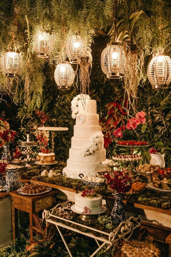 4 small wedding reception ideas