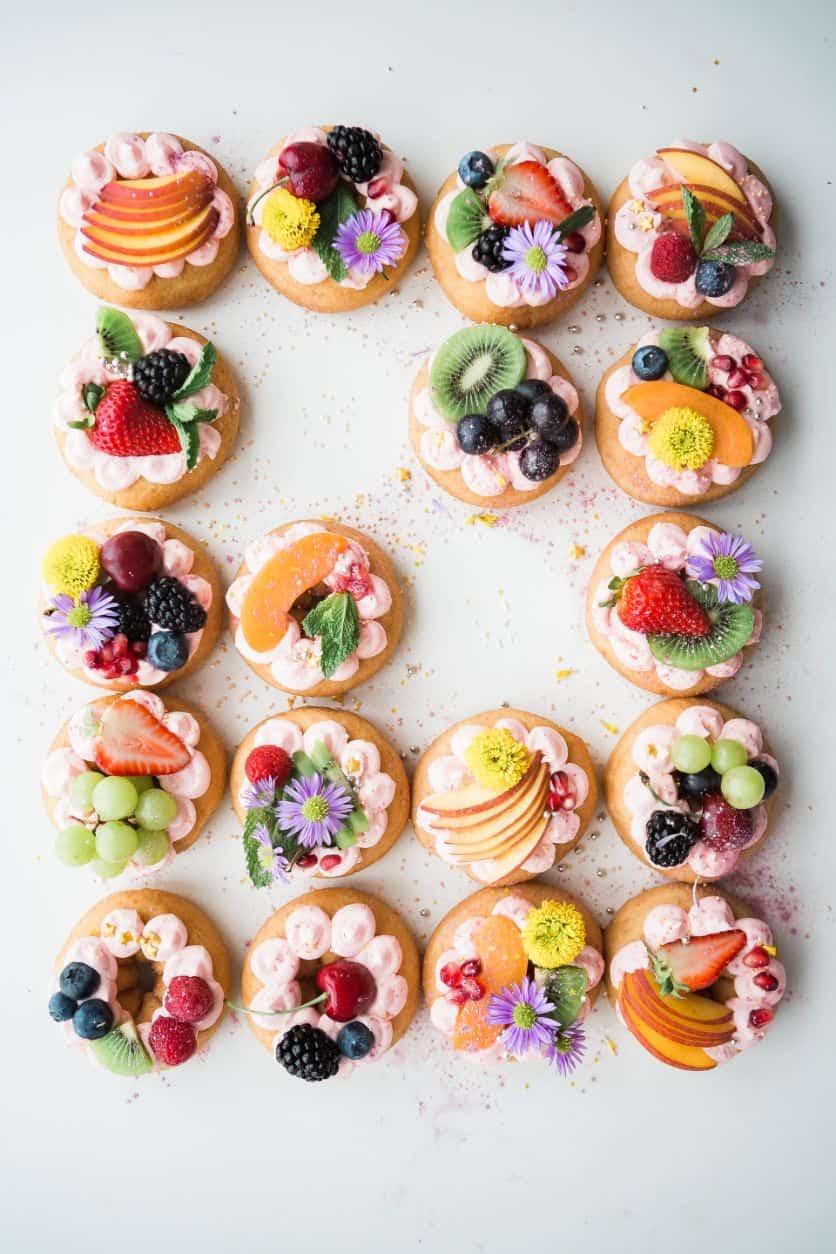 small wedding reception ideas dessert