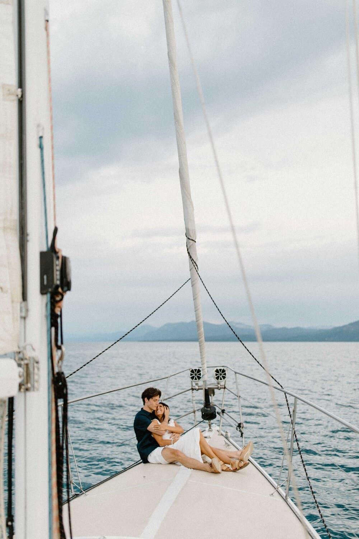 lake tahoe sailboat proposal